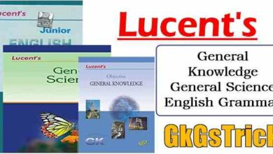 Photo of Lucent Objective General Knowledge pdf in Hindi