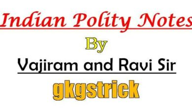 Photo of Indian Polity Notes By Vajiram and Ravi pdf